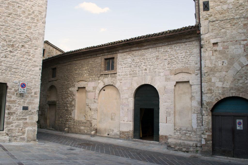 Chiesa di S. Carlo già S. Maria de Incertis