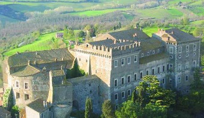 Palazzo Ducale o Castello di Giove o Palazzo Mattei
