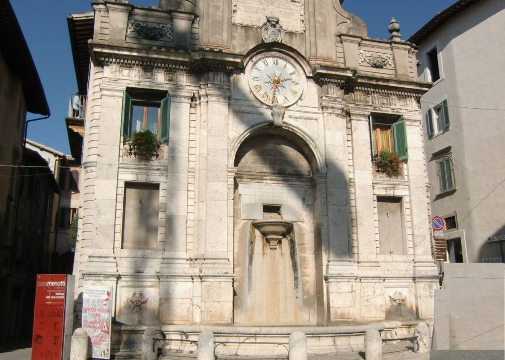 Fontana di Piazza del Mercato