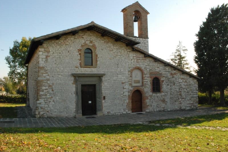 Chiesa di S. Maria della Vittoria (o Vittorina)