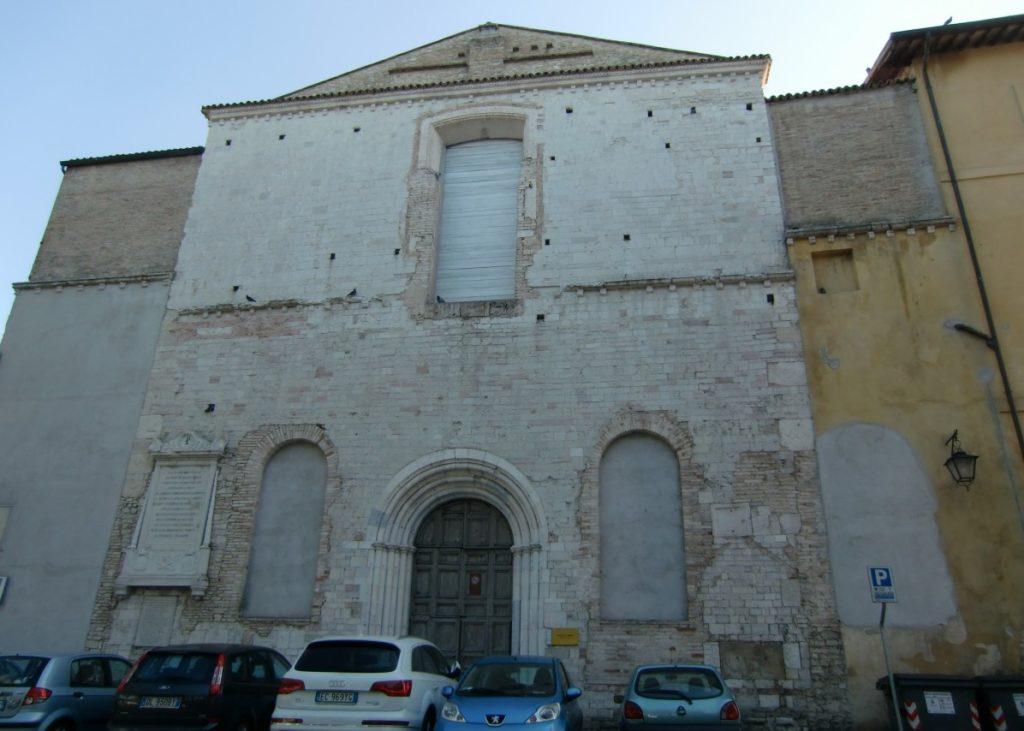 Ex Chiesa dei SS. Simone e Giuda