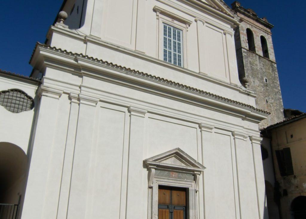 Ex Chiesa dei SS. Stefano e Tommaso