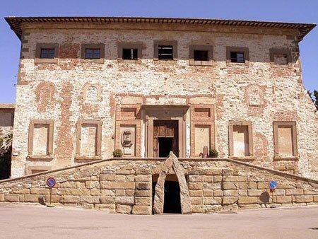 Palazzo della Corgna – Palazzo Ducale