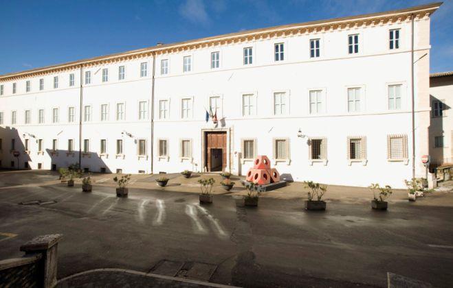 Palazzo Collicola e le collezioni d'arte