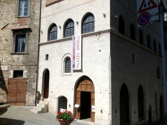 Palazzo del Bargello e il Museo della Balestra