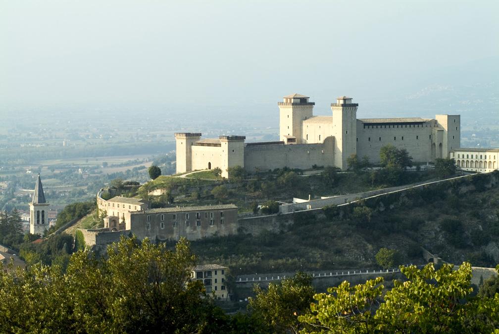 Rocca Albornoziana e Museo nazionale del Ducato di Spoleto