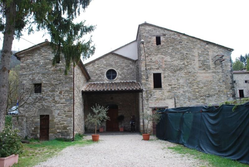 Abbazia di S. Bartolomeo in Camporeggiano
