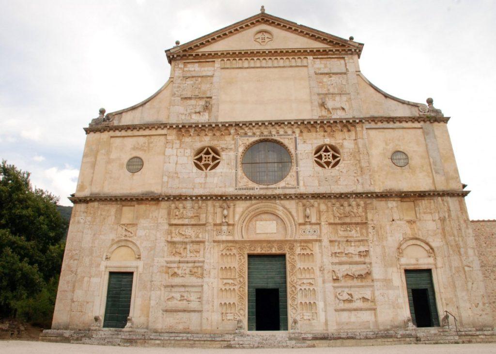Basilica di S. Pietro extra moenia