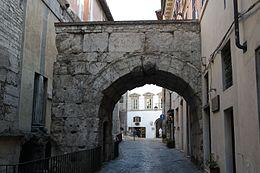 Arco di Druso e Germanico