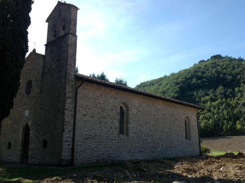 Chiesa di S. Maria Assunta in Caprignone