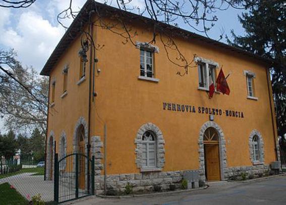 Museo della Ferrovia Spoleto-Norcia