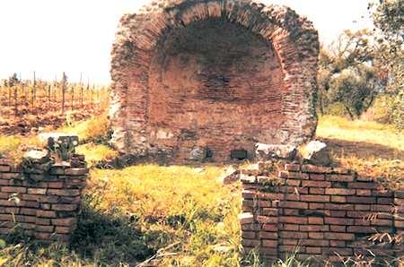 Area archeologica di S. Ansano