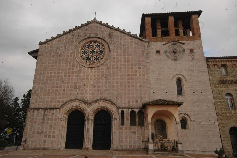 Chiesa di S. Maria Assunta in Monteluce