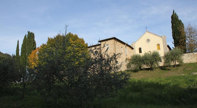 Convento della SS. Pietà di Farneto