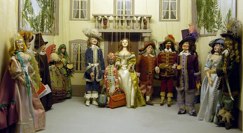 Collezione delle Marionette di Anna Maria Guardabassi