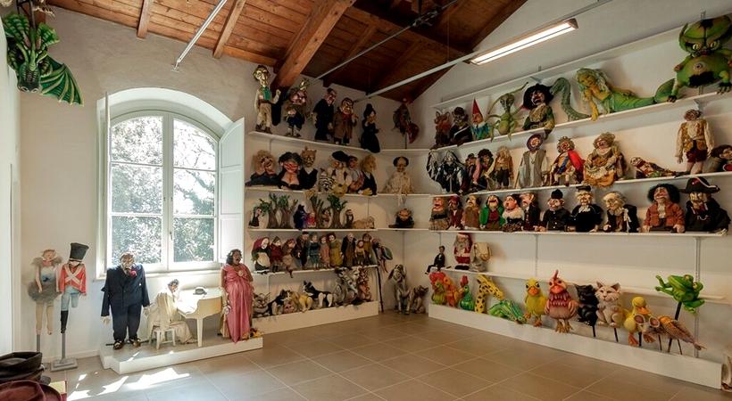 Museo delle Marionette della Famiglia Mirabassi