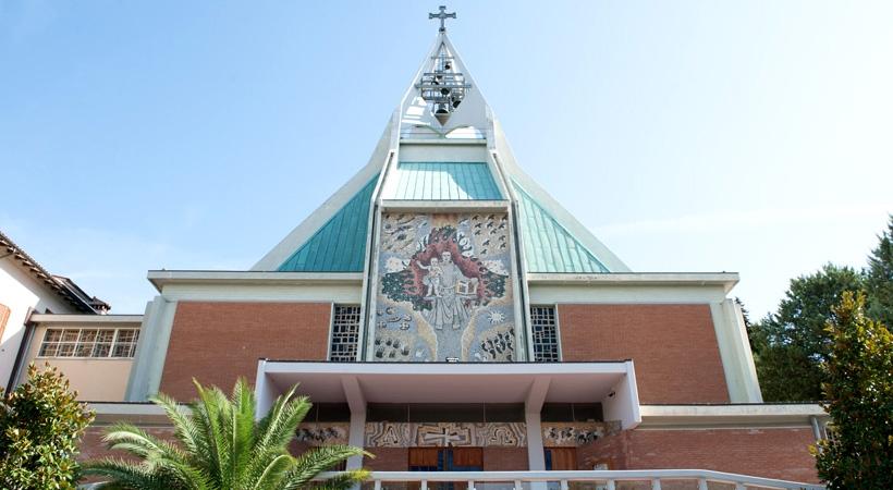 Chiesa Convento Oasi di S. Antonio