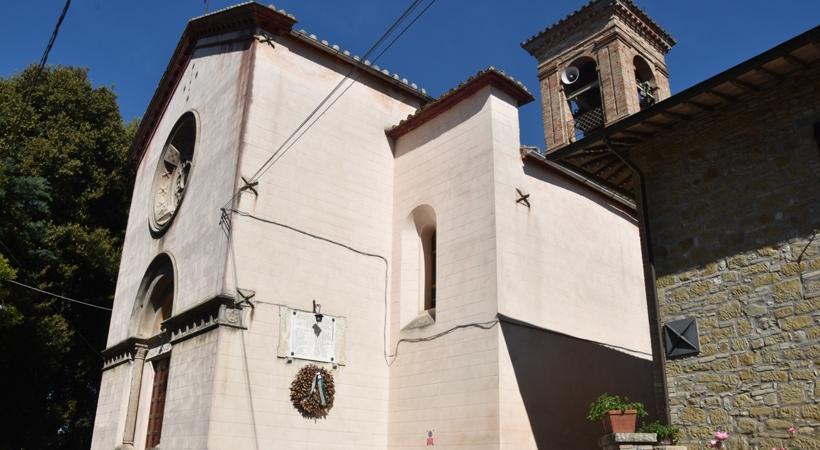 Chiesa di S. Maria di Pieve Pagliaccia