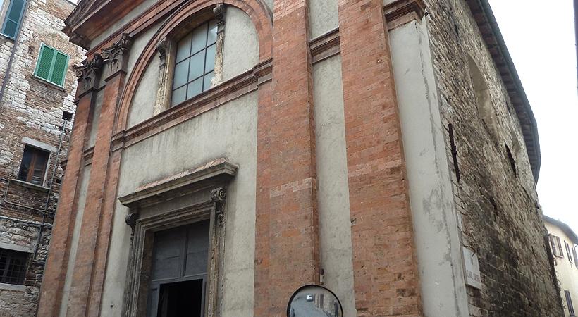 Chiesa di S. Angelo in Porta Eburnea