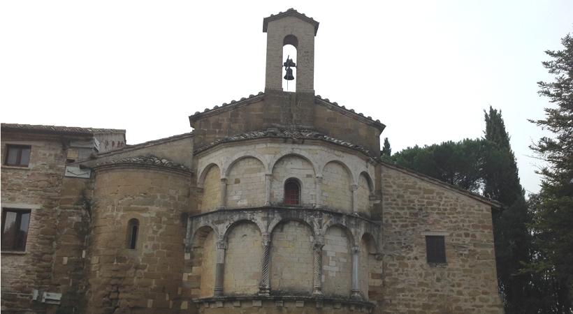 Chiesa di S. Giustino d'Arna