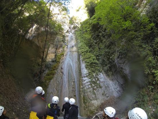 Centro Canyoning Natura Avventura