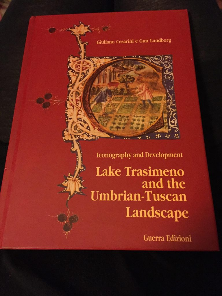Lake Trasimeno and the umbrian-tuscan landscape