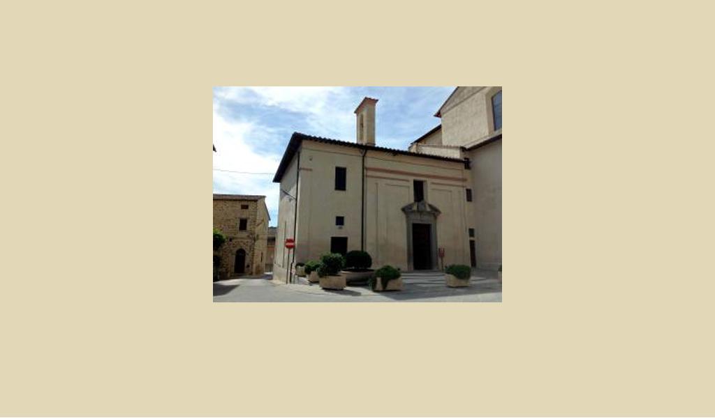 Chiesa di S. Francesco e dell'Orazione