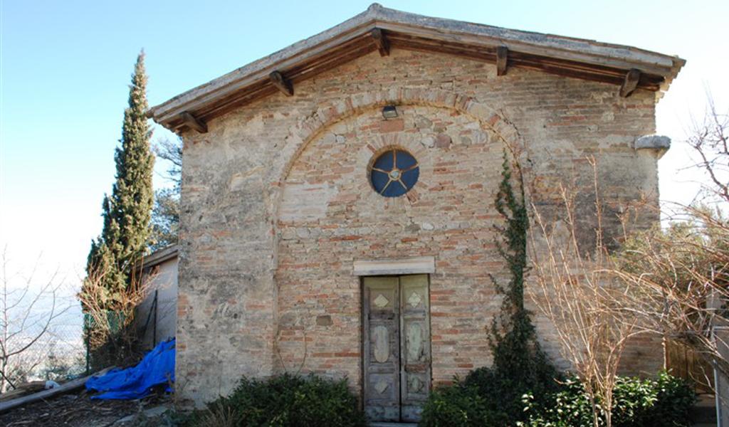 Chiesa di S. Rocco già S. Maria della Selvetta