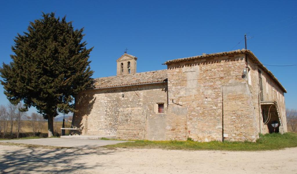 Chiesa di S. Maria della Selva Mattutina