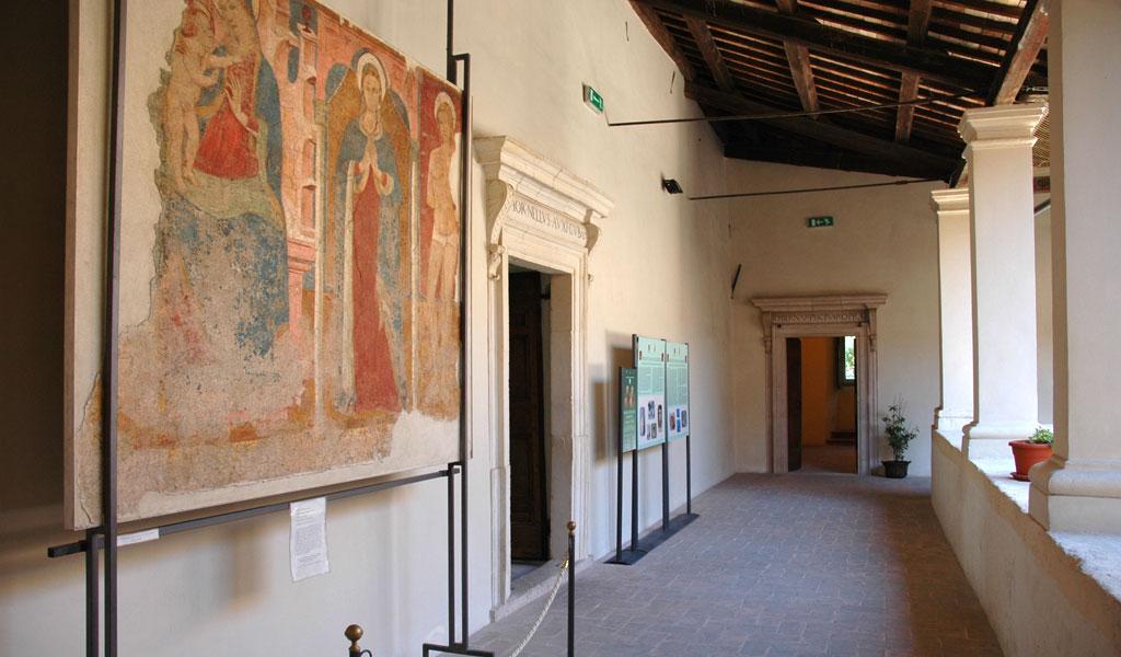 """Museo civico e diocesano """"La Castellina"""""""