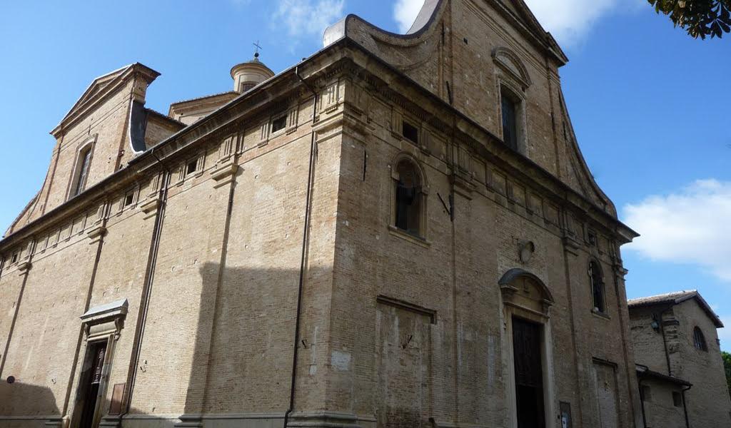 Santuario di S. Chiara della Croce