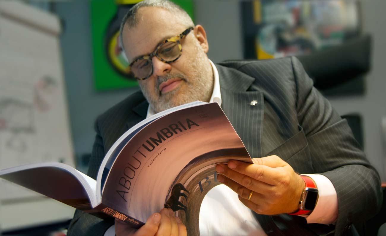Assessore Michele Fioroni