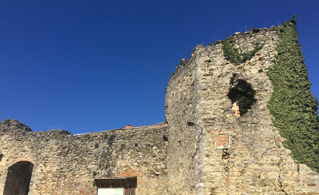 castelli dell'altopiano di san terenziano
