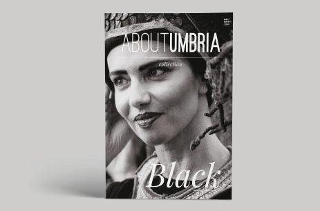 Cover rivista Black