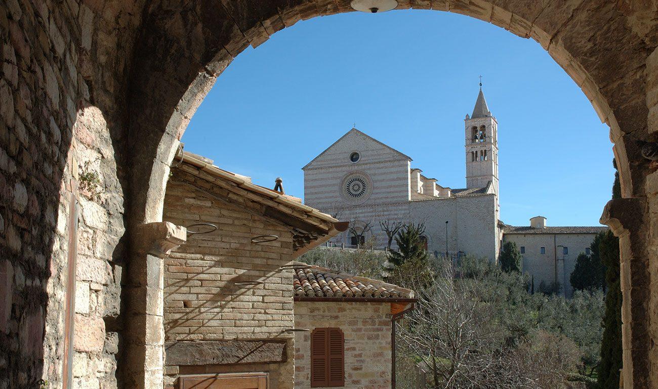 Assisi-santa chiara