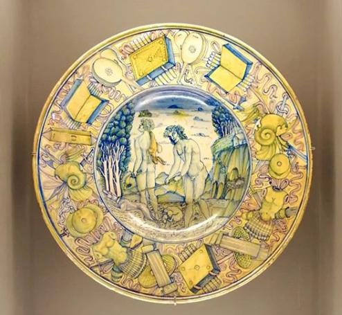 Ceramica Umbra San Giuseppe.Deruta Aboutumbria Magazine