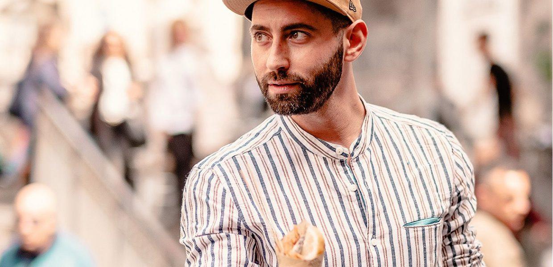 blogger Alessandro Zaccaro