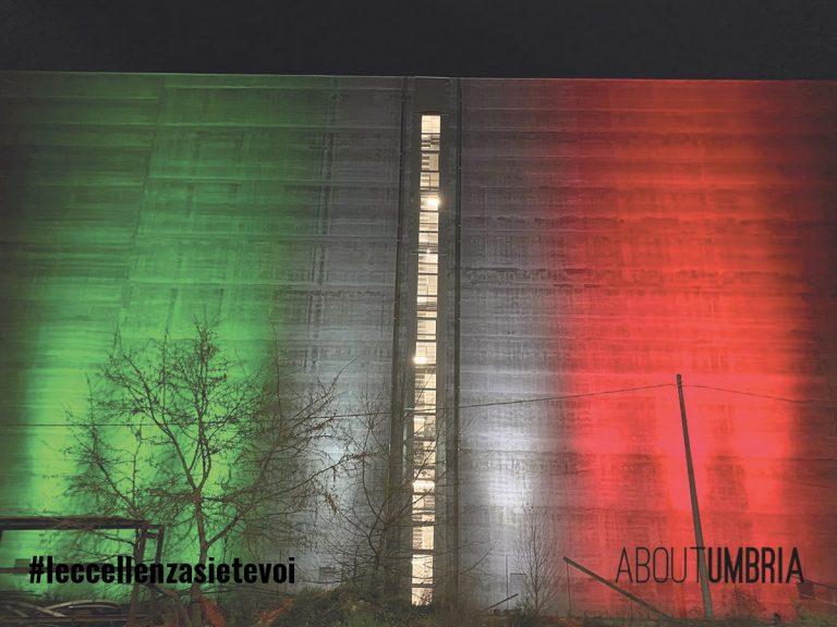 Uniti e solidali sotto il Tricolore