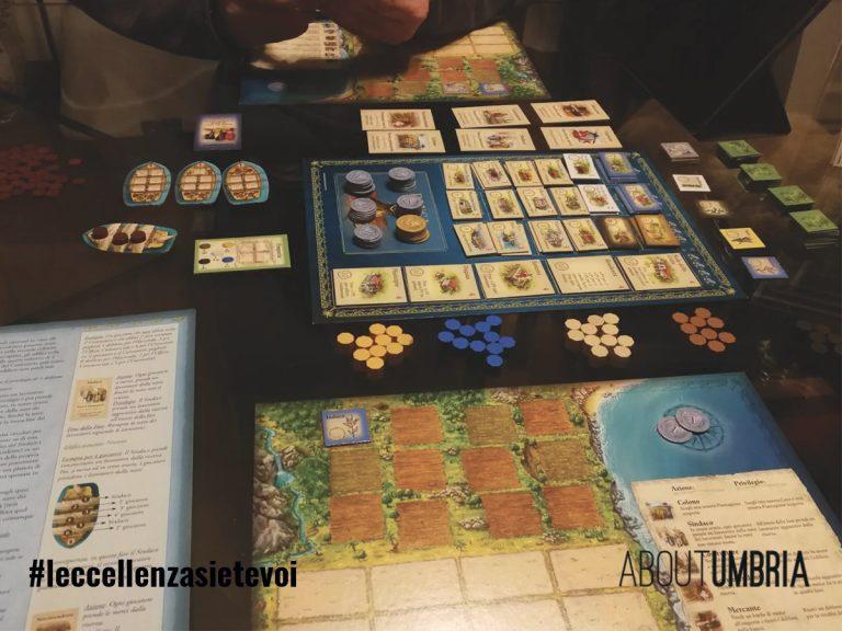 Un bel gioco da tavolo in famiglia