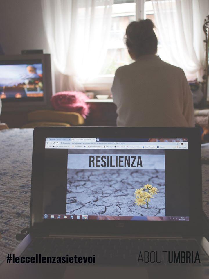 Resilienza, resilienza, resilienza
