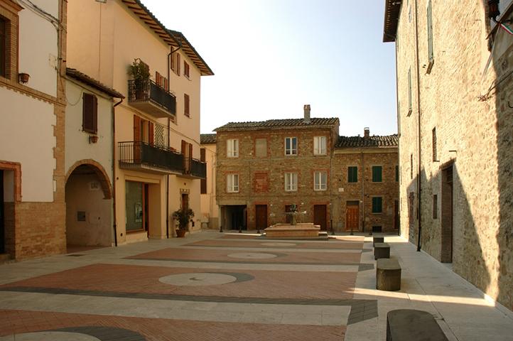 Piazzetta di Torgiano