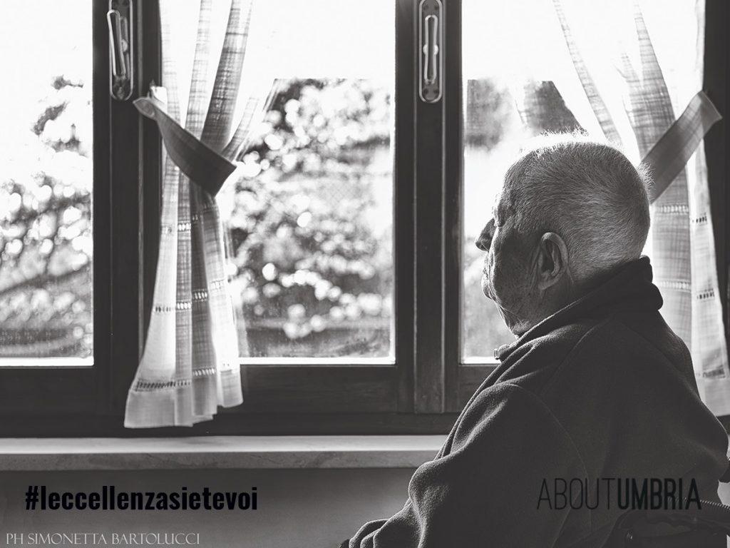 Riflessioni alla finestra