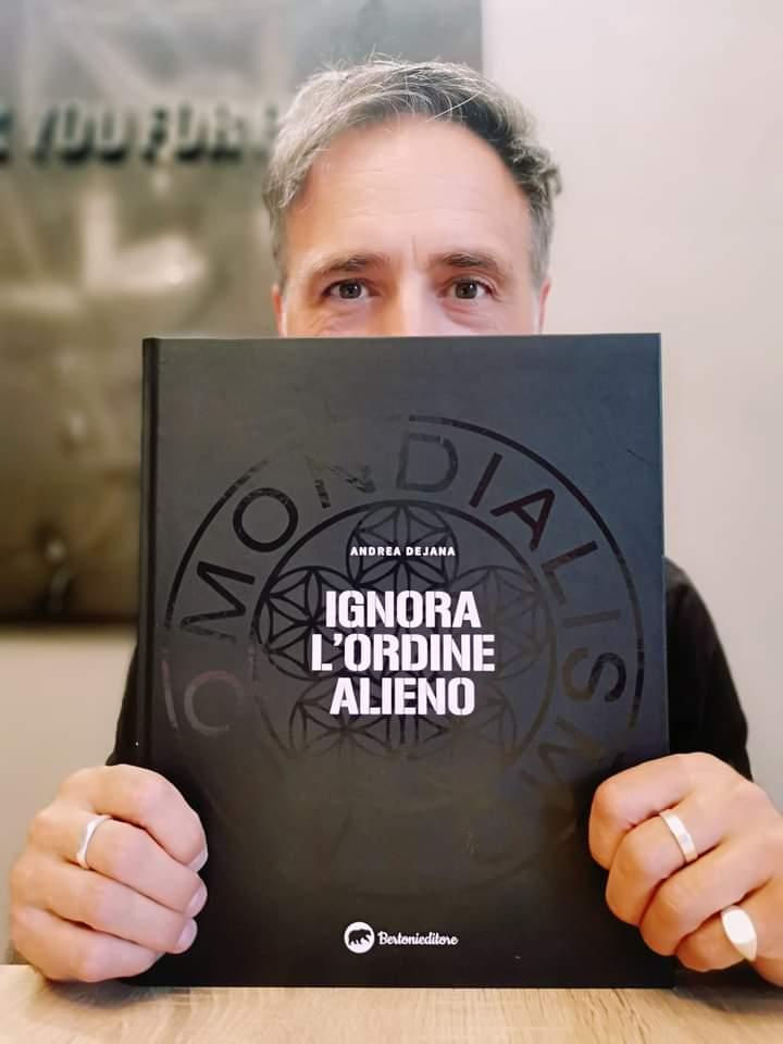 libro ignora l'ordine alieno