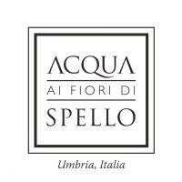 Logo Acqua ai fiori di Spello